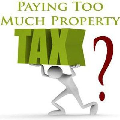 To Much Property Tax