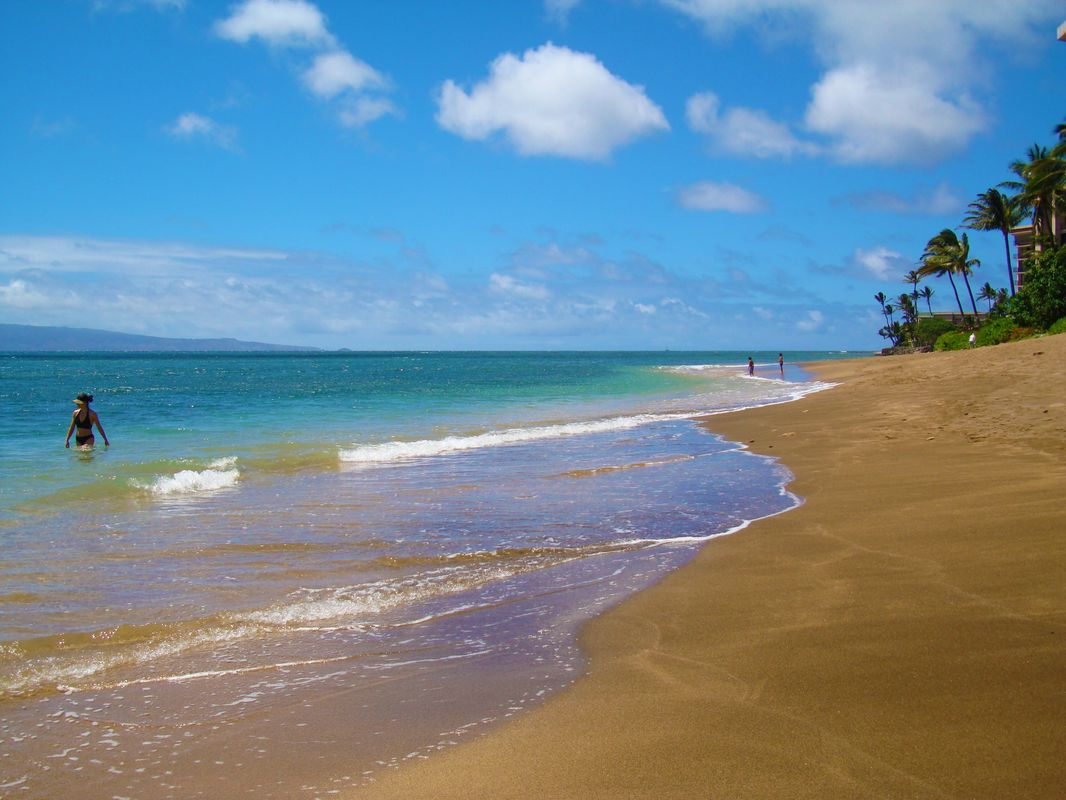Kahana Bay Beach