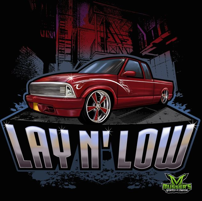 Buy Your Lay N' Low Shirt Here