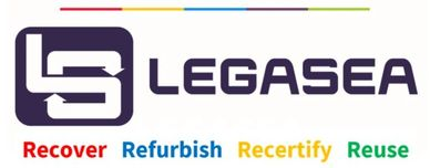 Legasea logo recover refurbish recertify reuse