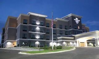 Set in the heart of DuBois, just off I-80, Homewood Suites by Hilton DuBois, PA, is an extended stay