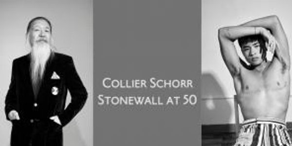 Collier Schorr Stonewall at Alice Austen House, promo picture.