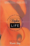 "Cover of book, ""Dyke Life"""