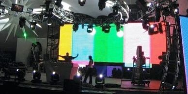 Stage Lighting rental and sales