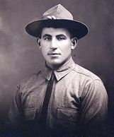 Medal of Honor Recipient William Shemin earned the award for actions during World War I.