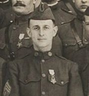 Medal of Honor Recipient Sydney Gumpertz earned the award for actions during World War I.