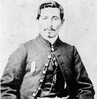 David Urbansky earned the Medal of Honor in the Civil War.