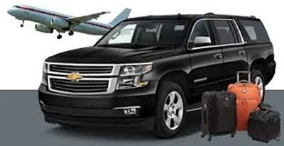 SUV'S CAR SERVICE TO THE AIRPORT