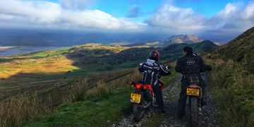 Join us for a full weekend of Welsh trail riding in the stunning Snowdonia National Park.