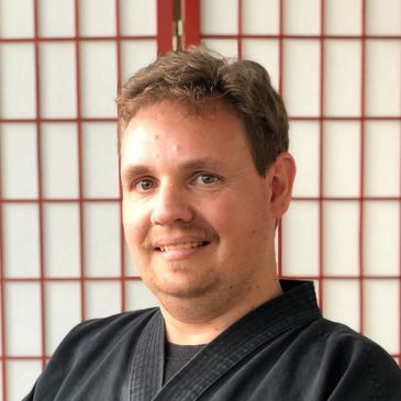 Mr Roth Jr. is a third degree black belt in Tang Soo Do, or sandan. He assists with our karate classes and trains on the jiu-jitsu side at Fulcrum BJJ