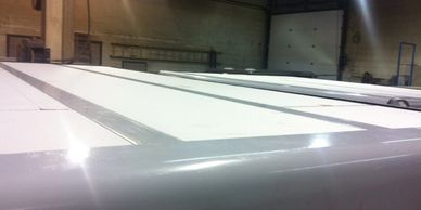 insulated roof