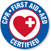 PRO CPR, FIRST AID, BLOOD PATHOGEN, & AED CERTIFIED