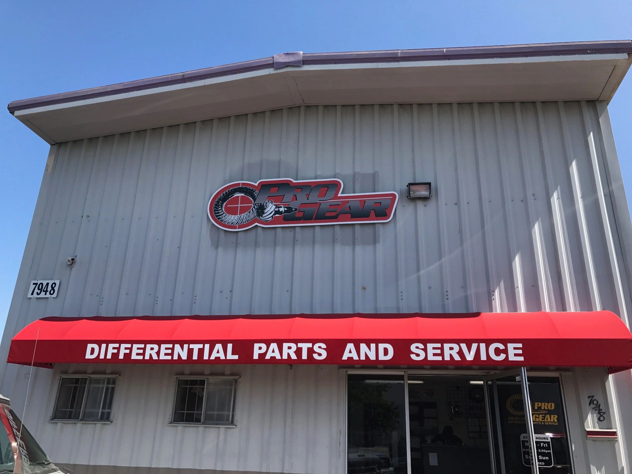 Pro Gear Differential Parts & Service