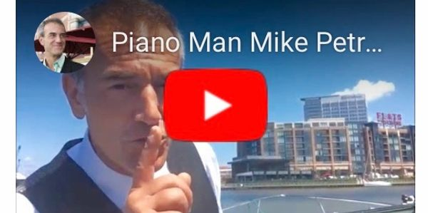 "Mike Petrone YouTube photo for ""I'll Meet You in Cleveland."""