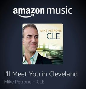 "Mike Petrone Amazon ""I'll Meet You in Cleveland"" photo."