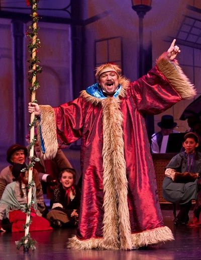 the national endowment for the arts called revels a new form of musical theater charles donelan of the santa barbara independent described our production - The Christmas Revels
