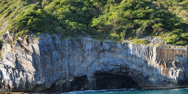Boat Tours - Cave in Zihuatanejo