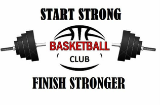 Start Strong Finish Stronger Basketball Club
