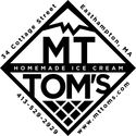Mt. Tom's Homemade Ice Cream