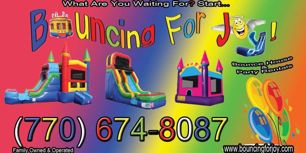 Bouncing For Joy Home Page
