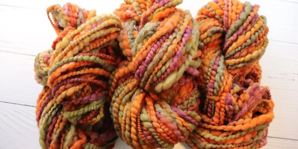 Art Yarn Handspun