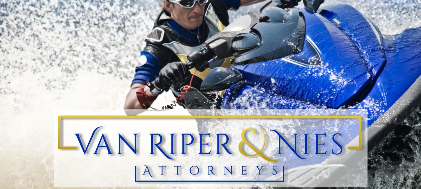 Palm Beach Waverunner and Jetski Accident Law