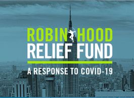 Robin Hood Relief Organization grant for NYC families