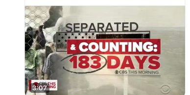 CBS series Separated and Counting