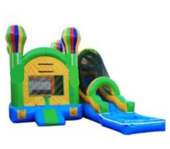 Large Water slide rental in Califronia.  Antelope Valley Party Rentals.  We're the best in the West