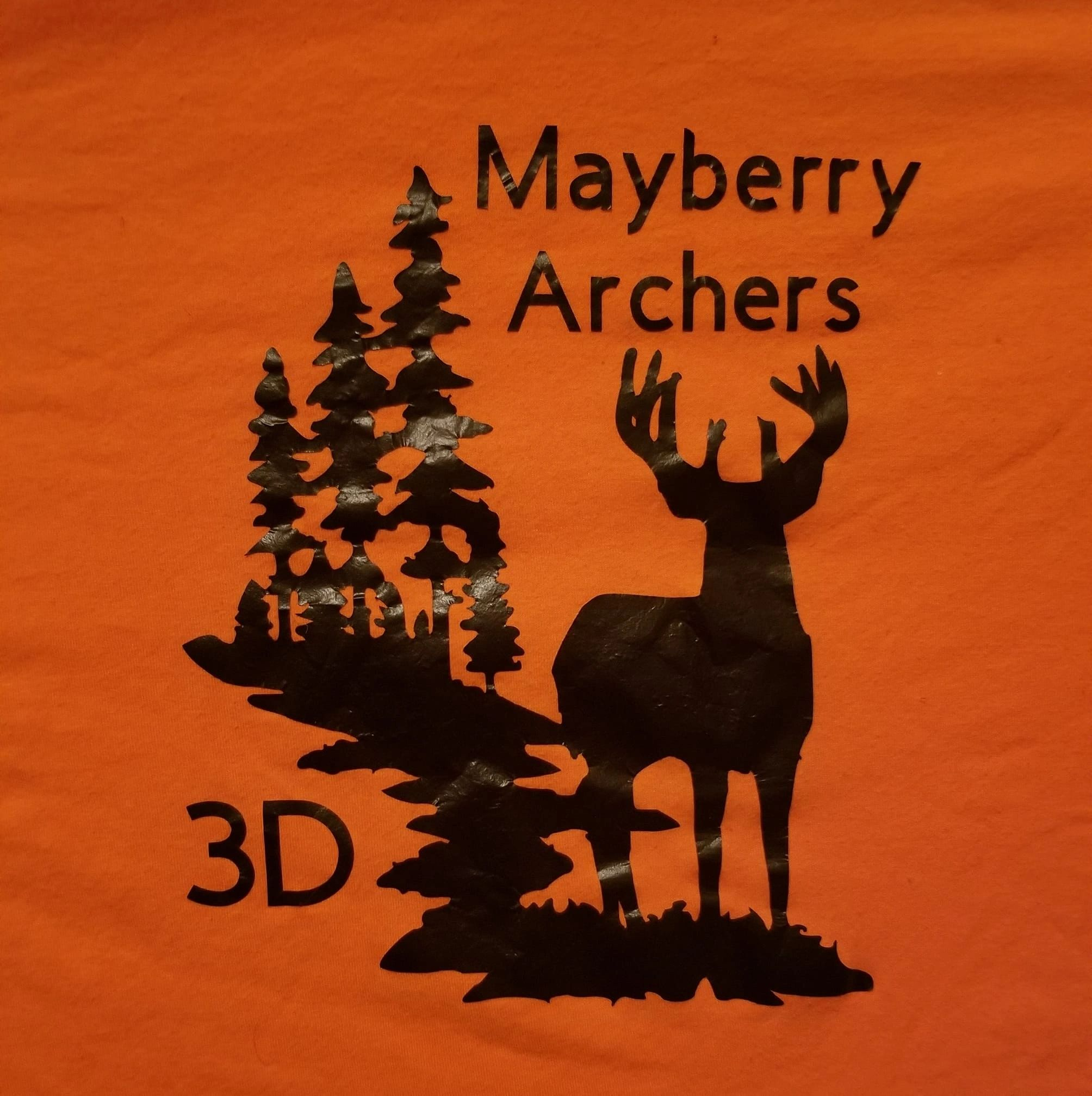 Mayberry Archers.  3D Archery.