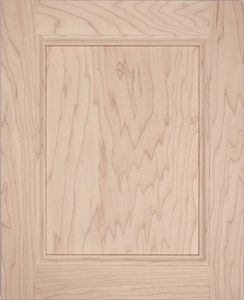 P01 plywood panel cabinet door, solid wood door, straight top cabinet door, kitchen door, MDF p