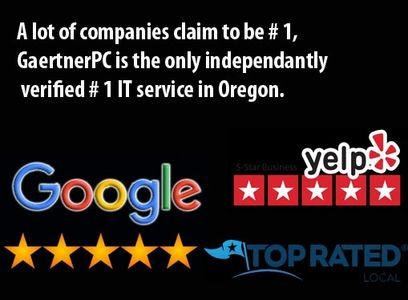 The bast computer repair and IT service company in Oregon