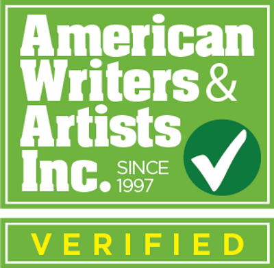 Professionally verified copywriter by American Writers and Artists, Inc.