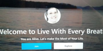 Live With Every Breath  Cynthia's Blog Site