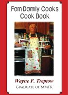 Fam-Damily Cooks Cook Book