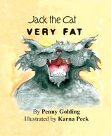 Jack the Cat was Very FAT