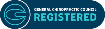 Oxford chiropractor registered with the General Chiropractic Council (GCC) No. 04030