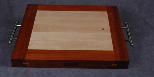 The 1000th Cutting Board style
