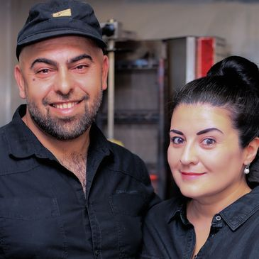 Chef Samer Zait and wife/business partner Elizette Zait