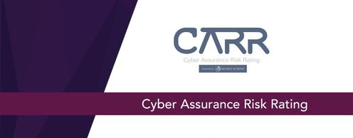 CARR, Cyber Assurance Risk Rating, Cyber Review Cyber score supplier assurance third party assurance