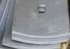 Rolled Stainless Steel Flat Bar with oval holes