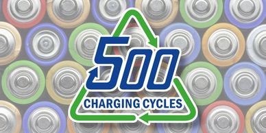 Lightingale charging cycles