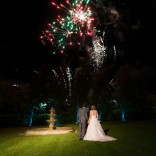 Fireworks photography in Essex