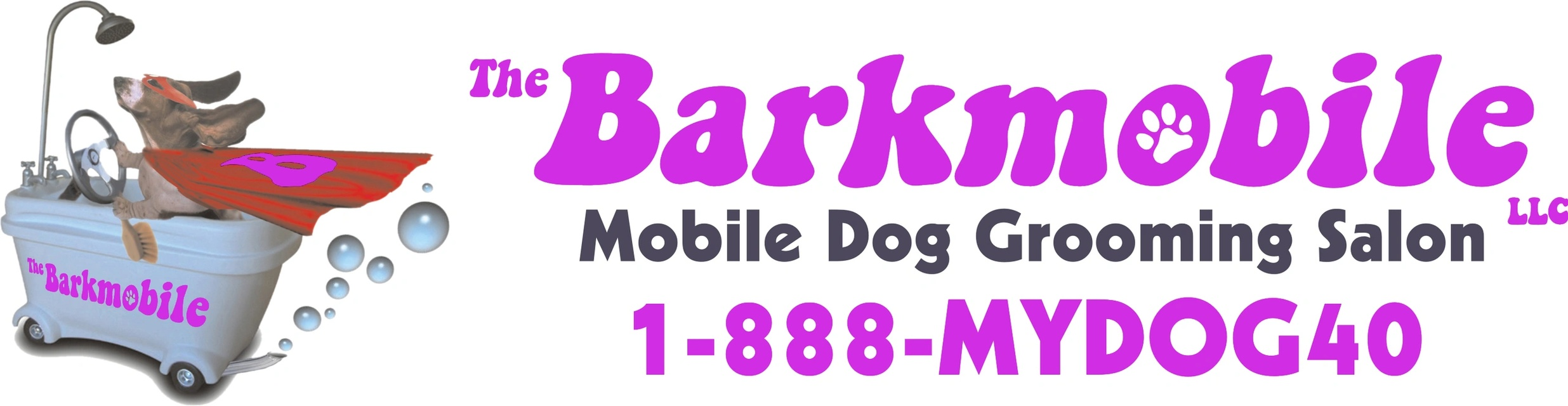 The Barkmobile Mobile Dog Grooming