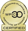 Certified Wedding Coordinator www.wpic.ca