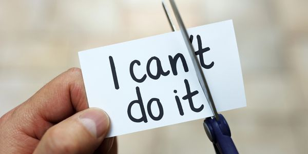 Go from I can't to yes I can!