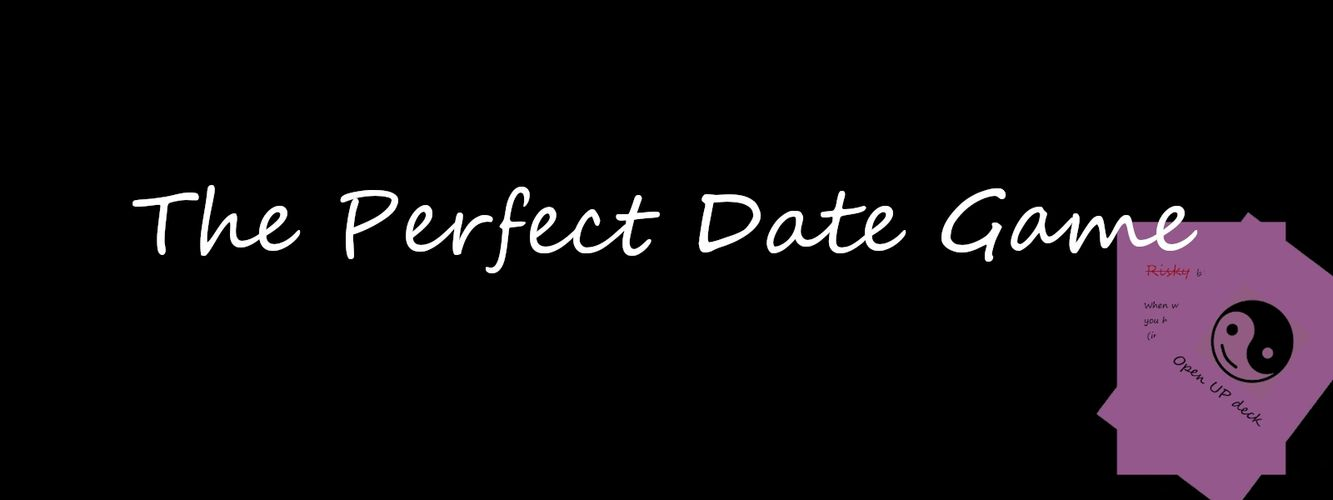 One of the best games of the year for dating, romance and board games. The Perfect Date Game !