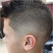 Bald Fade, Skin Faze, Design Work, Uptown Fade, Burst Fade, Black Hair, Old School and Urban Haircut
