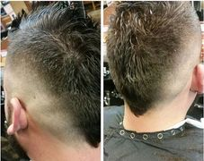 Razor Mohawks, Kid Mohawk, Tapered Mohawk, Mohawks in Longview, WA and Kelso, WA