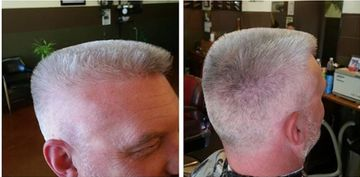 Flat Tops, Business Men Haircuts, Military Haircuts in Longview, WA and Kelso, WA
